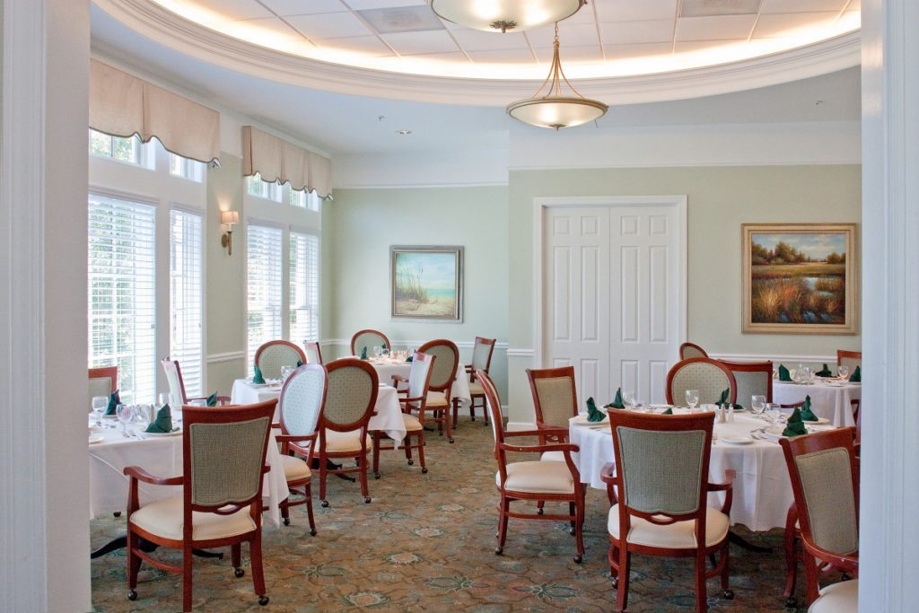 Cypress Club Dining Room