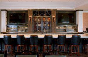 Copper Grile Bar Front