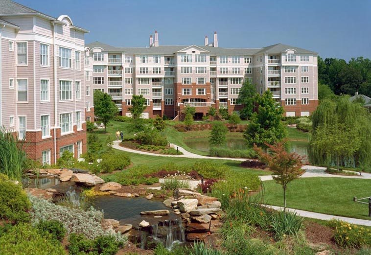 retirement condos senior apartments in charlotte north carolina the cypress - Cypress Gardens Nursing Home