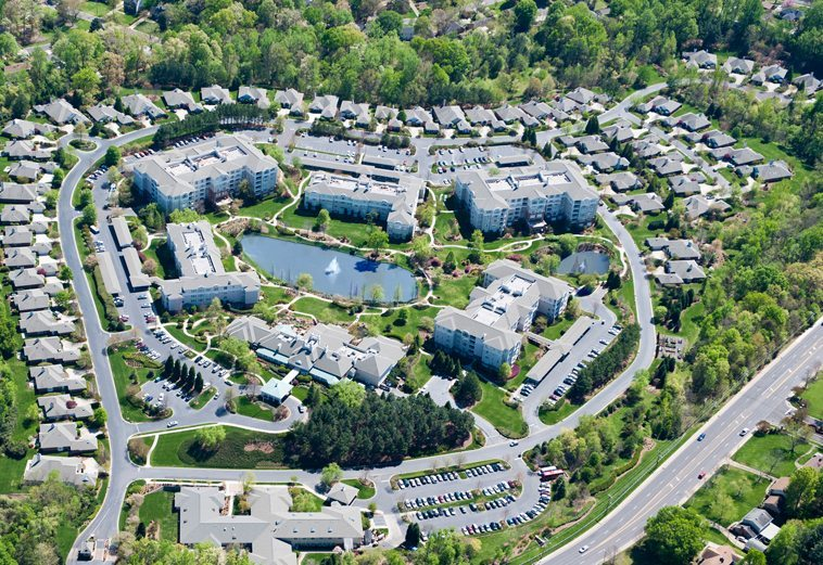 Charlotte Retirement Community Plan The Cypress