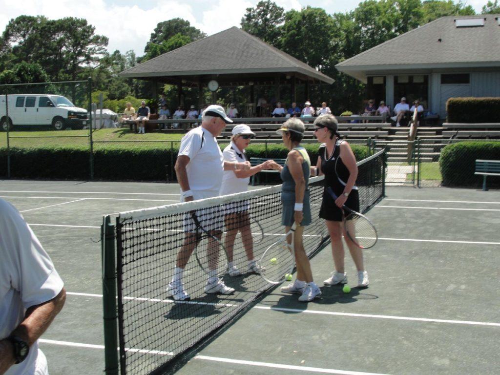 Cypress Tennis