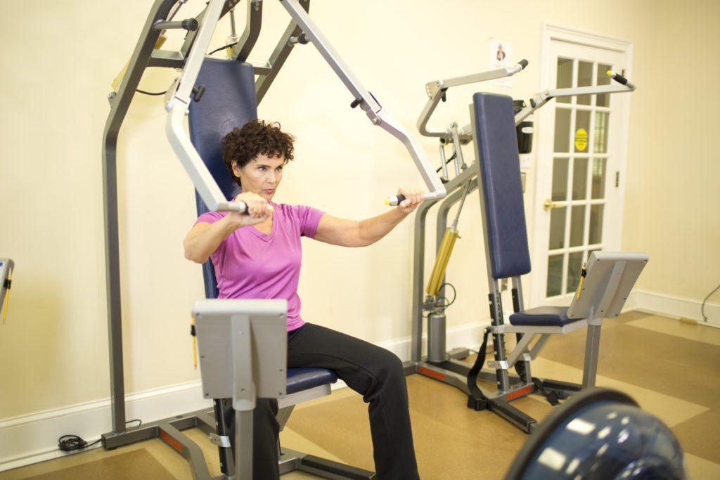 Cypress strength training